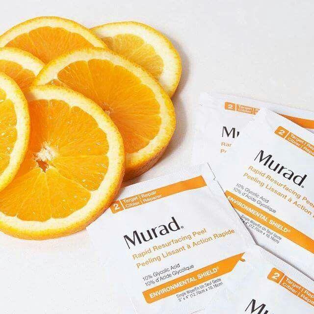 Gebruik de 'Resurfacing Peel' om de huid te verzachten en ervaar Dr. Murad zijn glycolzuur anti-aging behandeling thuis. De sterke peel helpt de huid te ontgiften en gaat tekenen van huidveroudering tegen.  www.easyclinics.nl