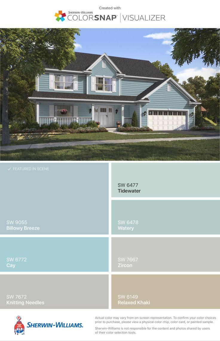 34 best Paint images on Pinterest | Paint colors, Color palettes and ...