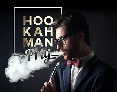 """Check out new work on my @Behance portfolio: """"Hookah man party Landing page"""" http://on.be.net/1I3BjWn"""