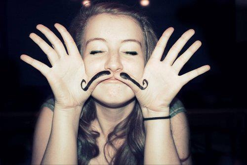 moustache - movember