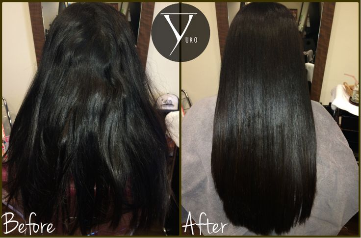 Say goodbye to bad hair days, With YUKO Hair Striaghtening their is no bad hair day. Yuko hair straightening leaves hair shiny and healthy! And the best part of all it that it has NO HARMFUL FUMES!  #hair #shinyhair #healthyhair #Japanesehairstriaghtening #yukohairstraightneing