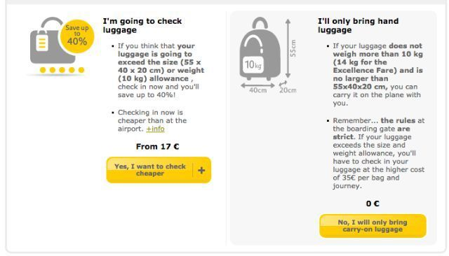 Vueling Baggage Limites Vueling Airlines Airlines Airline