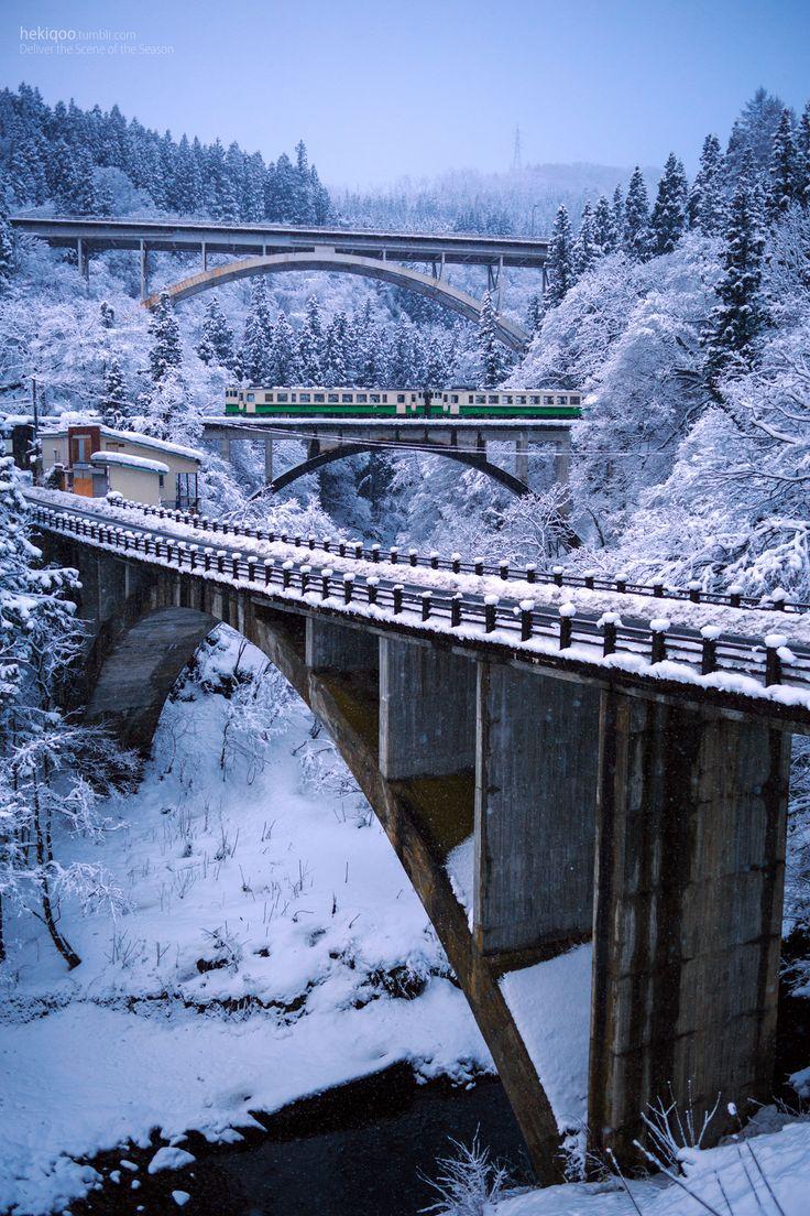 Aizu, Fukushima, Touhoku, Japan, by Hekiqoo. -- Curated by: Ecora Engineering & Resource Group | 579 Lawrence Avenue Kelowna BC v1y 6l8 | 250-469-9757