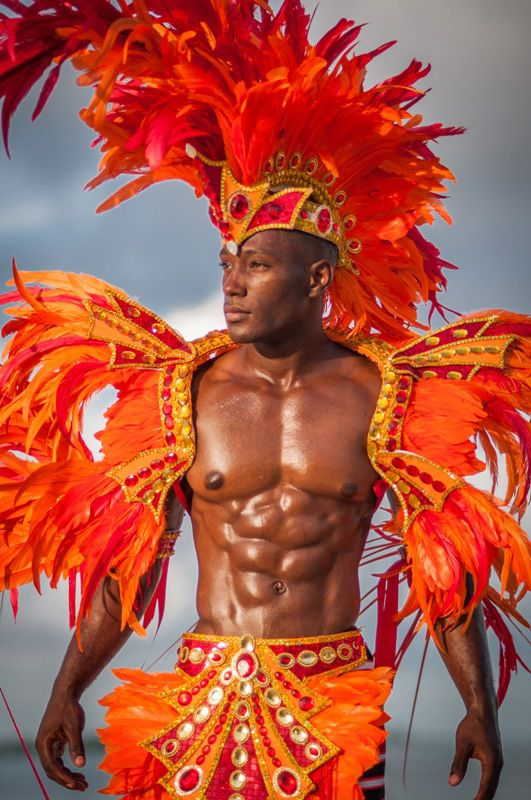 Bahamas Lionfish Male carnival costumes diy
