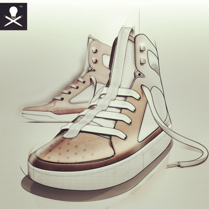 Concept Footwear by Mr Bailey at Coroflot.com