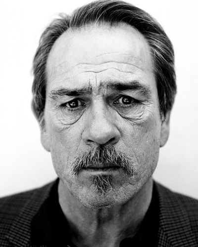 Tommy Lee Jones by Rüdy Waks