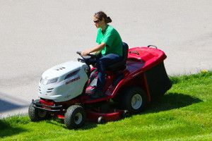 George Clooney Gets A Mowing Tractor For His 55th Birthday