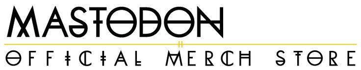 Mastodon band logo