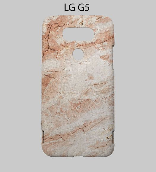 Brown Marble LG G5 Case Cover
