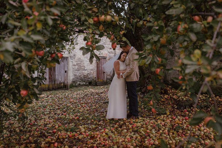 Thulby Domain Queenstown New Zealand. The worlds best wedding destination.