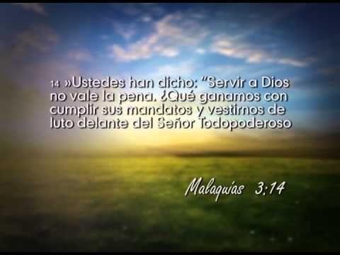 Reavivados por su Palabra - 31/10/2014 - Malaquias 3