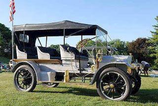 Huron -  ANN  ARBOR  TOURING - 1911