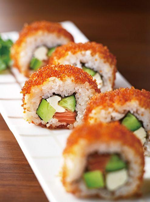 California rolls