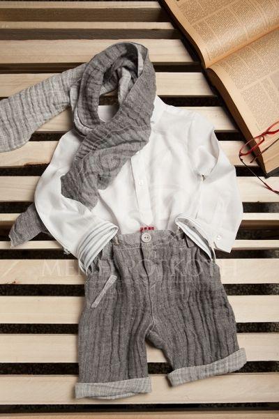 Βαπτιστικό ρούχο για αγόρι της Angel Wings