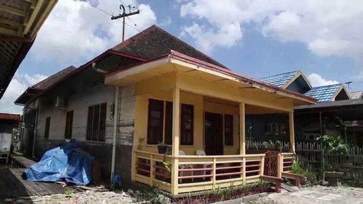 NEGERI INDONESIA - RUMAH BANJAR