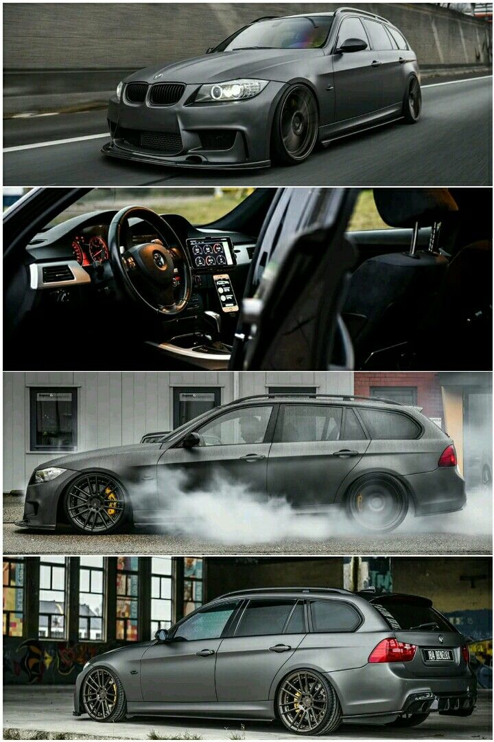 900HP BMW E91 Touring