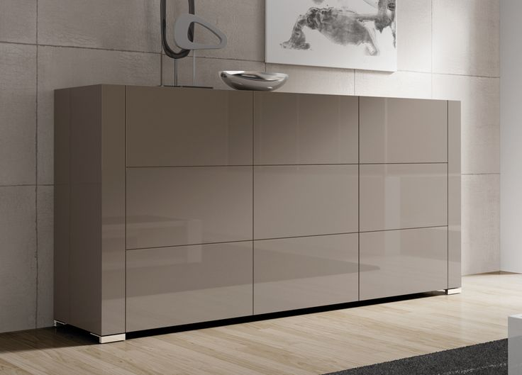 Amazing cabinet - well designed.  Discover more: www.buffetsandcabinet.com  | #cabinetdesign  #contemporarycabinet #sideboardcabinet