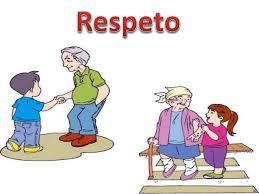 Resultado De Imagen Para Imagenes De Respeto Para Ninos Para Copiar Y Pegar Valor Respeto Para Ninos Respeto Imagenes Respeto Dibujo