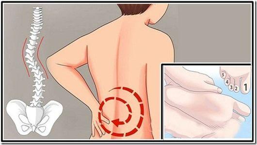 El secreto para terminar con el dolor de espalda se encuentra en los pies. 4 Ejercicios, 10 minutos al día.