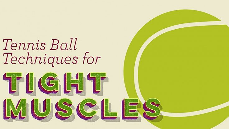 Learn to massage your whole body using tennis balls.