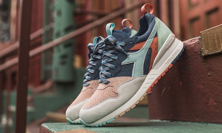 Ronnie Fieg and Diadora Collaborate on '80s-Inspired Intrepid Sneaker