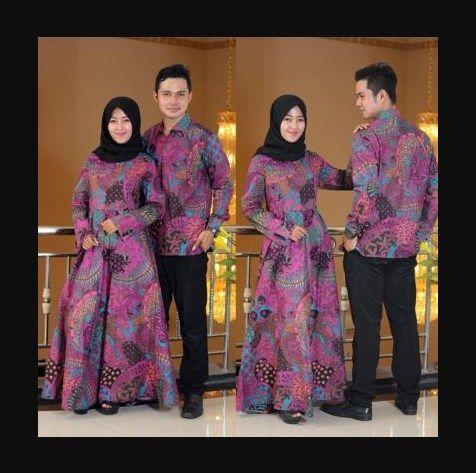 Baju Batik Untuk Acara Pernikahan