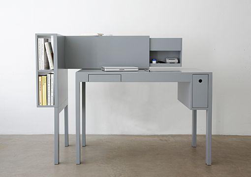 Bureau by Martin Holzafel