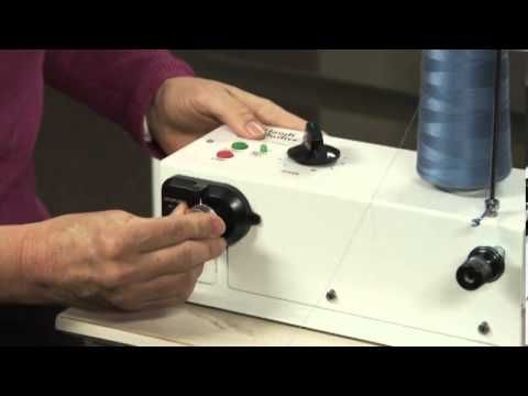 ▶ Using the Bobbin Winder - YouTube