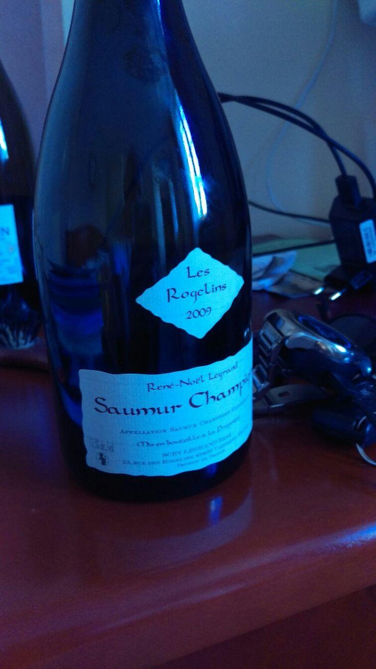 Saumur champigny från Le Pot de Lapin