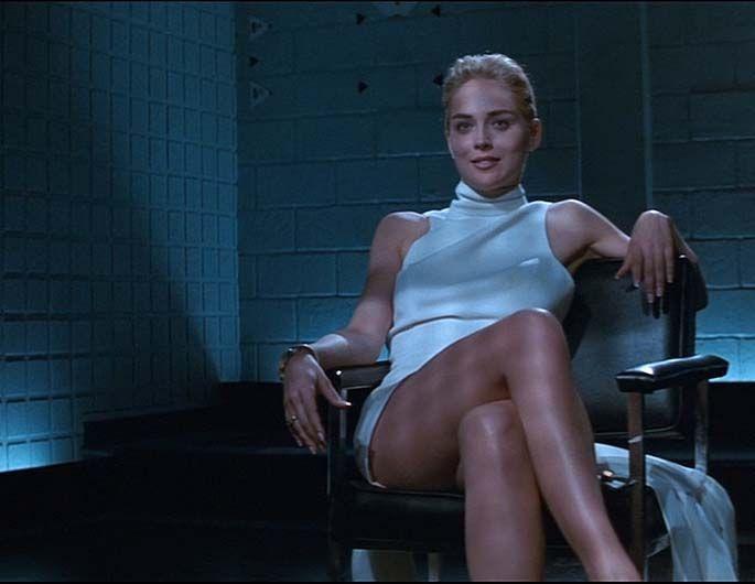 10 frases sobre sexo para memorizar - - Esquire - Sharon Stone (Instinto básico, 1992)
