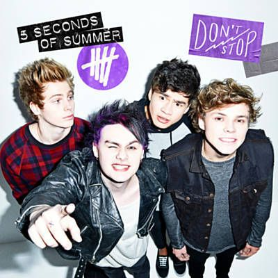 Found Don't Stop by 5 Seconds of Summer with Shazam, have a listen: http://www.shazam.com/discover/track/118955615
