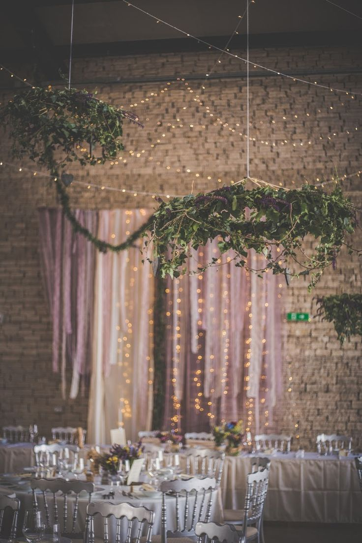 Vineyard wedding decoration by Enchantée