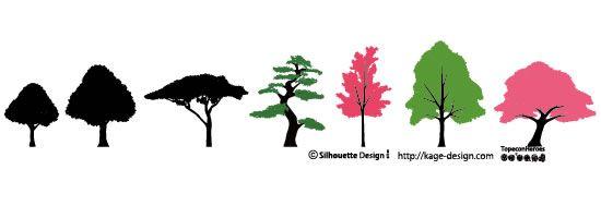 リアル風の木