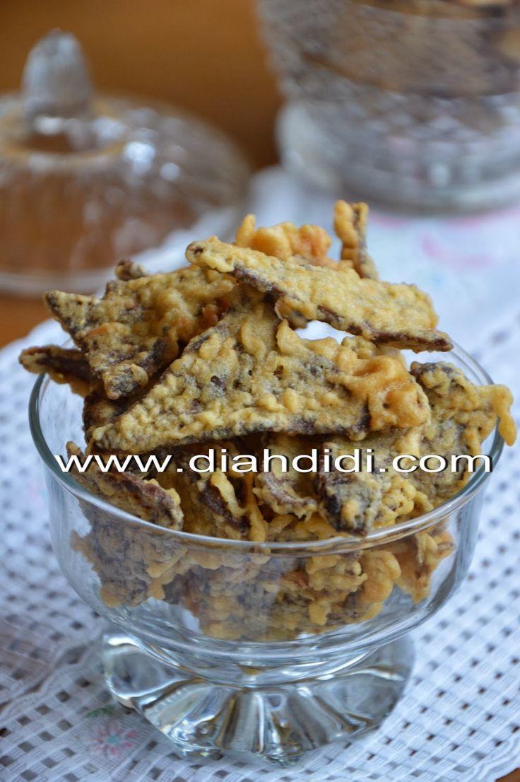 Diah Didi's Kitchen: Keripik Paru