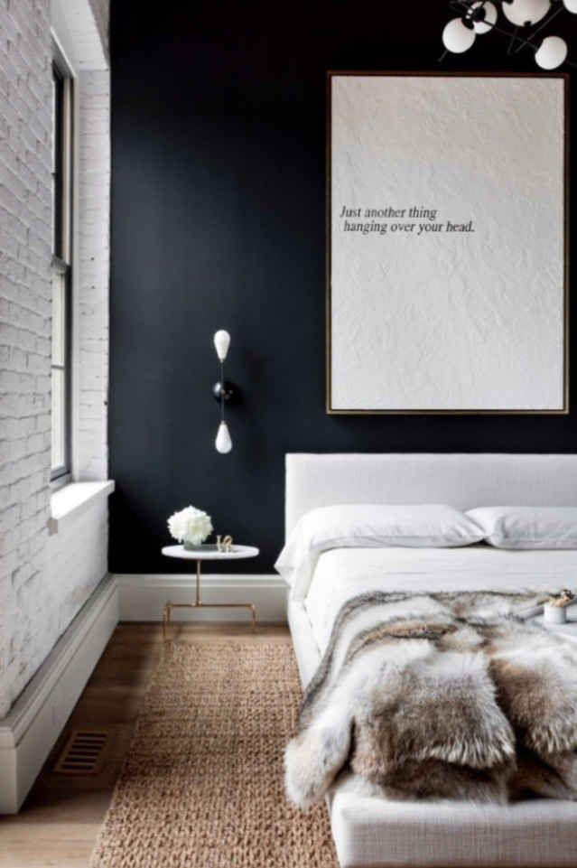 Bedroom | Inspiring Examples Of Minimal Interior Design | via @ultralinx
