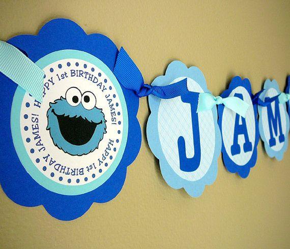 cookie monster banner