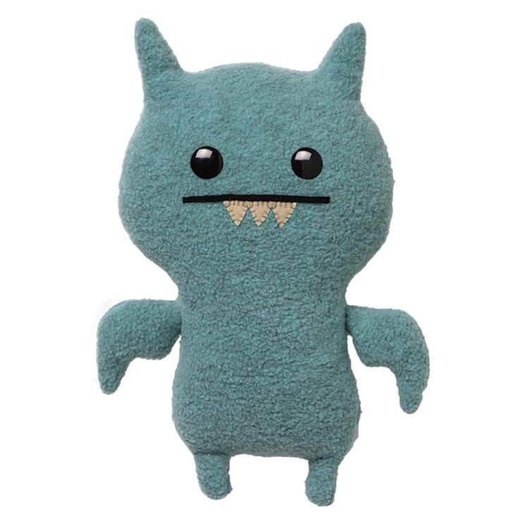 GUND is proud to present the Uglydolls: quirky and creative creatures that aren't afraid to be a little different! Ugly means unique. Ugly means different. Ugly is the new beauty. This hip, huggable a