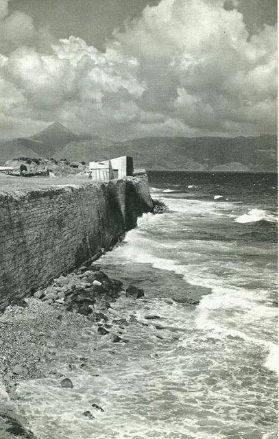 1950 Ηράκλειον ενετικό τείχος