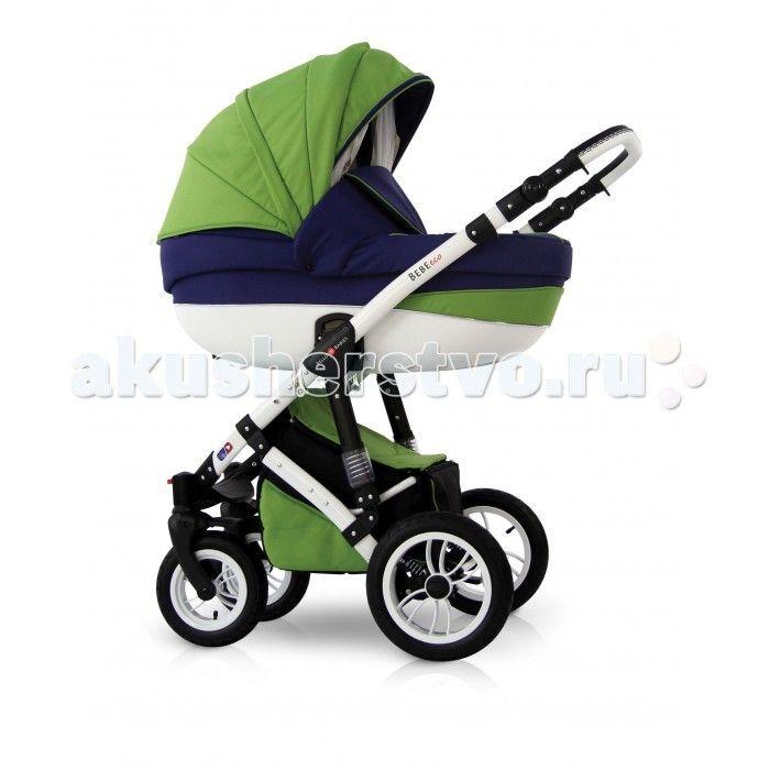 Коляска Bello Babies Bebe Eco 2 в 1  Коляска Bello Bebies Bebe Eco 2 в 1 для детей с рождения до 3-х лет - это современная модель для современных родителей и их малышей.  Bebe Eco 2 в 1 - это практичная наружная обшивка с уникальной системой пропитки Waterproof. Даже если вы на прогулке попадете под дождь, ваш малыш останется в полном комфорте, сухости и безопасности.  Коляска продумана до мелочей в плане безопасности и комфортабельности: литая люлька защищает кроху от ударов, а хлопковая…