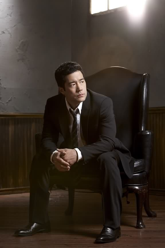 Tim Kang, Officer Cho on The Mentalist love him!