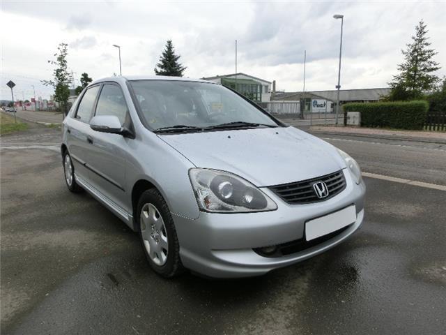 Honda Civic 1.7 CTDI Extra Edition KLIMA - 0