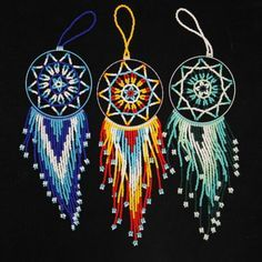 beaded rosette patterns free | Bead IT Native patterns
