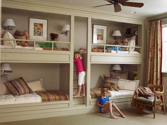 Idea for kidsroom