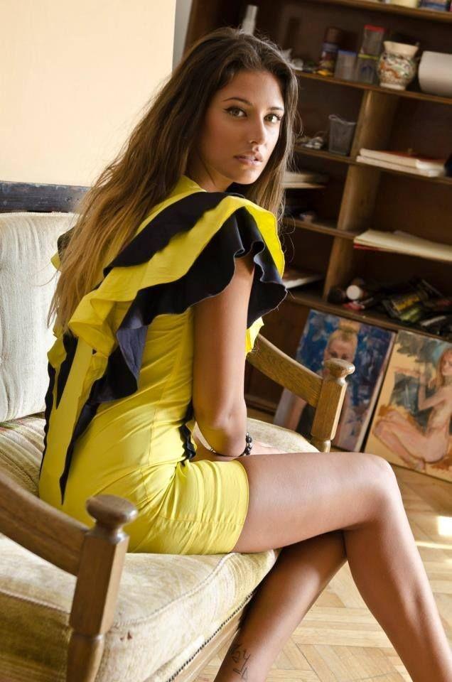 Love this girl... Antonia Iacobescu
