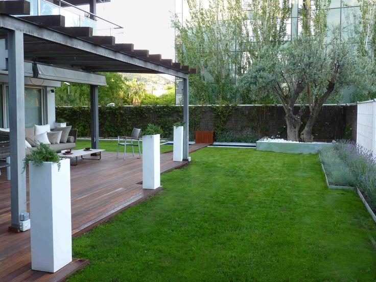 1000 ideas about paisajismo moderno en pinterest dise o - Paisajismo jardines pequenos ...