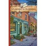 Murder Is Binding (Mass Market Paperback)By Lorna Barrett