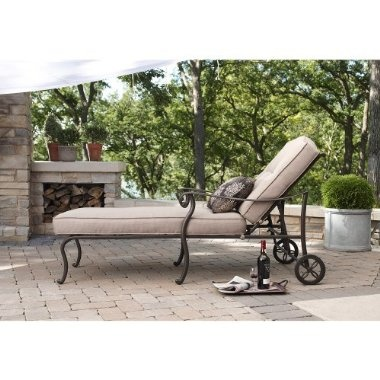 17 best images about chaise lounges on pinterest chaise for Best outdoor chaise lounges