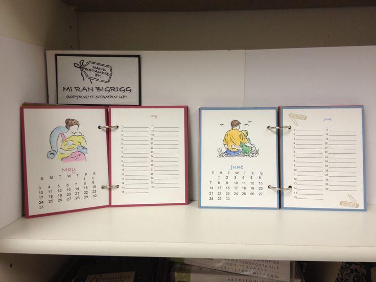 calendar projects