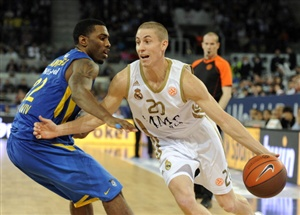 Real Madrid v Gran Canaria live streaming basketball is available on Sunday from the Liga ACB.