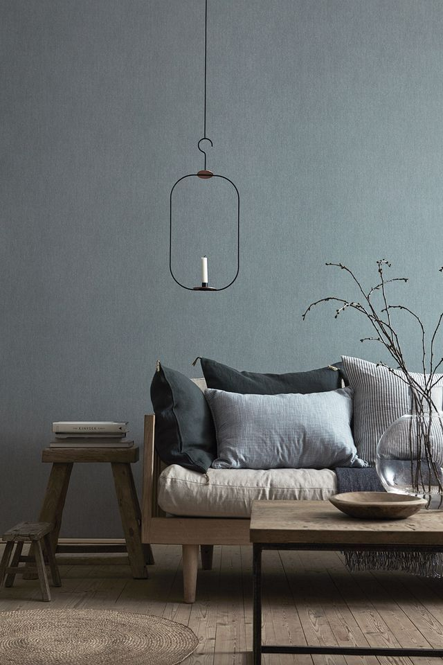 Boråstapeter Linen – linnekänsla på väggen